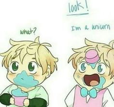 *dies of cuteness overload* <<< god damn it Oliver!!! Quit being so cute!! Same goes for you too Arthur!!!