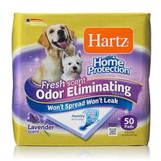 Home Pro Odor Eliminating Dog Pads 50 Count * You can find out more details at the link of the image.(This is an Amazon affiliate link and I receive a commission for the sales)