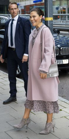 Princess Victoria Of Sweden, Princess Estelle, Crown Princess Victoria, Crown Princess Mary, All The Princesses, Swedish Royalty, Rodeo Queen, Princess Outfits, Royal Fashion