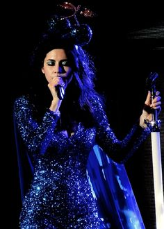 Marina and the Diamonds.  Neon Nature Tour