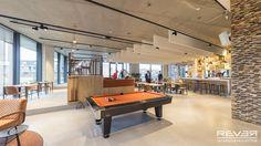 Kantoor Bolton Bouw - interieurontwerp & realisatie door Rever Interieurprojecten. #interieurarchitectuur #kantoorinrichting #interieurdesign #officedesign #interiordesign #interiorinspiration #interior #interiordesignideas