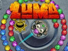 Zuma is a game created by the company PopCup. Zuma game is available in executable format, and in Flash format that allows running directly from web pages. To play on this site it is necessary that your browser have Flash Player plugin installed. Free Puzzle Games, Free Games, Play Game Online, Online Games, Zuma Deluxe, Games To Play, Bowser, Make It Yourself, My Love