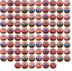 """Beantown Roasters K-Cup Variety Pack made up of 11 Artisan Coffees """"No Decaf"""" for Keurig, Pack of 96 – Home & Living – Home Improvement Ideas and Inspiration Coffee Effects, Coffee Varieties, Kitchen Must Haves, Slow Roast, Dark Roast, Blended Coffee, Coffee Machine, Best Coffee, Keurig"""