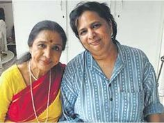 Playback singer Asha Bhosle's daughter Varsha Bhosle has committed suicide at the singer's Peddar road home in Mumbai. Varsha Bhosle, who had tried to kill herself earlier as well, reportedly shot herself in the wee hours of the morning.. Asha bhosle wasnt in the house at the time as she is in Singapore for a concert. It was neighbours who heard the gunshot after which police were called to the Prabhu Kunj building at Peddar Road in Mumbai where Varsha had been staying with her mother