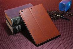 073de4e292 OEM Δερμάτινη Θήκη Case stand - Καφέ (iPad Air) - myThiki.gr - Αξεσουάρ για  Smartphones και Tablets - Δερμάτινη καφέ