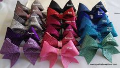 Hey, I found this really awesome Etsy listing at http://www.etsy.com/listing/116702858/glitter-magnet-cheer-bow-cheerleading