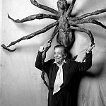 Louise Bourgeois: The Spider, the Mistress and the Tangerine Netflix DVD. A portrait of French sculptor Louise Bourgeois that includes revealing interviews with the now-nonagenarian about her work and painful past. Jackson Pollock, Robert Motherwell, Richard Diebenkorn, Louise Bourgeois Maman, Joan Miro, Keith Haring, Oeuvre D'art, American Artists, Artist At Work