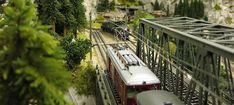 Unteres Appenfluher Tal - (Gleisplan S. 46 unten - Videos Seite 48, 56 63) *03.05.2020 Lebenszeichen!!!! - Stummis Modellbahnforum Model Train Layouts, Model Trains, Mai, Planer, Pictures