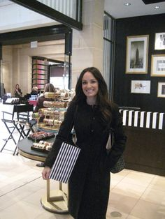 Spotted: Catt Sadler shopping at the Fifth Avenue flagship!