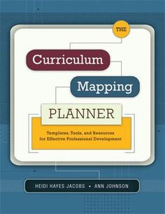 Blank Curriculum Map Template | Curriculum Mapping Examples ...