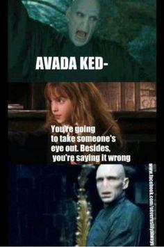 Pff, Voldemort...