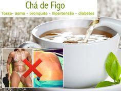 Chá da Folha de Figo e suas Substâncias