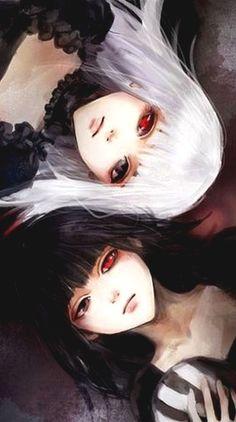 Tokyo Ghoul || Kurona Yasuhisa || Nashiro Yasuhisa