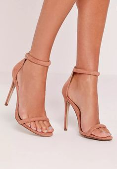 5f81316084d7 The barely there heel is a solid shoe-drobe staple of every missguided girl  and