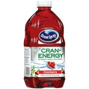 Need a boost? Ocean Spray Cran-Energy is a great way to give yourself some much needed energy