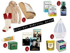sick-day survival guide