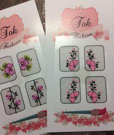 Beauty Nails, Pedicure, Nail Designs, Nail Art, How To Make, Crafts, Nail Stickers, Chic Nails, Pretty Nails