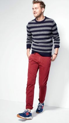 JCREW - love this red color