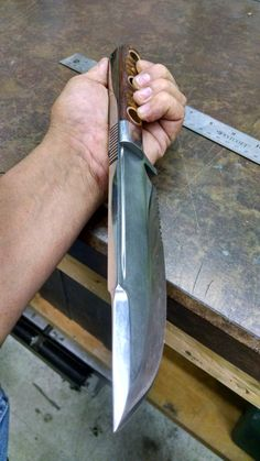 Combat Trench Knife by RavenStagDesign on Etsy
