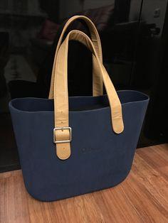O bag brush blu navy