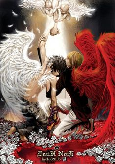 Death Note ~~ love this picture so much