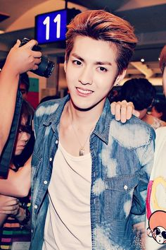 Perfection. The manga prince himself will be at KCON '12. #Kris #EXO #ExoM