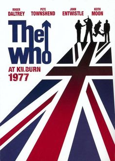 March 1 Happy birthday to Roger Daltrey - The Who Rock Roll, Rock And Roll Bands, Pop Rock, Rock Bands, Roger Daltrey, Tour Posters, Band Posters, Vintage Concert Posters, Vintage Posters