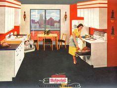 Hotpoint 1953