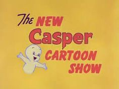 The New Casper Cartoon Show - The New Casper Cartoon Show is a 1963 to 1969 animated television series that appeared on ABC's Saturday morning schedule. The show featured older Famous Studios cartoons, mostly Noveltoons and Modern Madcaps Vintage Tv, Vintage Cartoon, Casper Cartoon, Casper The Friendly Ghost, Saturday Morning Cartoons, Classic Cartoons, Cartoon Shows, Animation Film, Cool Watches