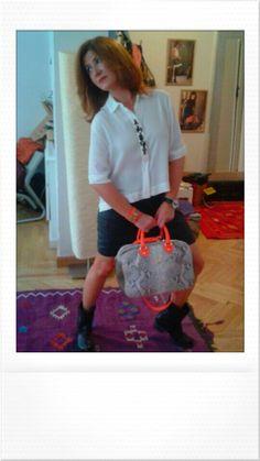 #kaloscollection #valgutandbag #mustangshoes