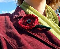 Ravelry: In Flanders Fields pattern by Bev W
