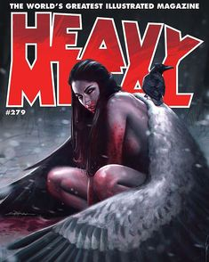 A gallery of Jaime Brocal Remohí illustrations. He was a Spanish illustrator of fantasy and horror comics for Warren, numerous European publishers, and Heavy Metal magazine Arte Heavy Metal, Chica Heavy Metal, Heavy Metal Comic, Heavy Metal Bands, Dc Comics, Horror Comics, Creepy Comics, Metal Magazine, Magazine Art