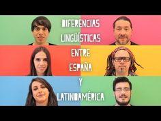Vídeo: Español de España o de América (B1) | Easy Spanish