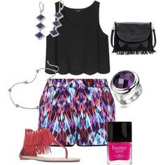 """""""Summer Nights"""" by elle-jewelry on Polyvore"""