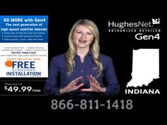 Indiana FL Satellite Internet HughesNet packages deals and offers