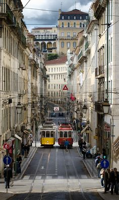 Lisboa, Portugal - by Raúl Cid Del Alamo Places Around The World, Oh The Places You'll Go, Places To Travel, Places To Visit, Around The Worlds, Visit Portugal, Spain And Portugal, Portugal Travel, Sierra Nevada