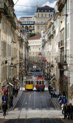 Baixa Pombalina, Lisboa, by Raúl Cid Del Alamo on 500px