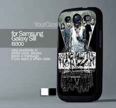 Bring Me The Horizon Owl, For Samsung s3 Hard Plastic Black | YourCazeMate - Accessories on ArtFire