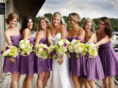 the color is a little lighter than I'm looking for but I love the bouquets!