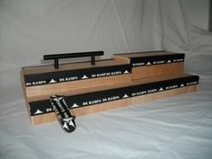 Nice black DS park! Visit thefingerboarder.com for reviews, info and news from all over the fingerboarding community! Tech Deck, Skate Park, Skates, Boards, Community, Cool Stuff, Nice, Black, Simple