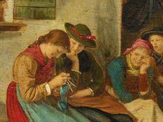 Maler des 19. Jahrhunderts, in der Art von Franz von Defregger Auction