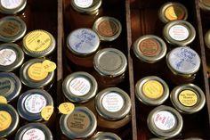 i love artisanal honey.