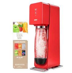 Misez sur l' ELECTROMENAGER Sodastream Source Rouge + offre 6 p qui sera mise aux enchères sur http://atot.fr aujourd'hui.