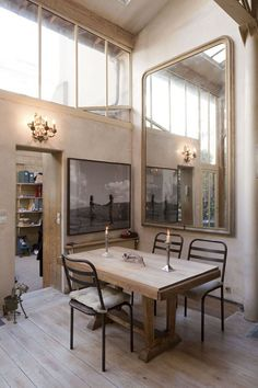 Parisian Loft