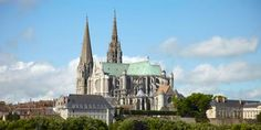 Day Trip to Chartres and its cathedral. Photo: Chartres Tourism Office