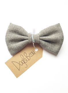 12b09cd9cbb8 46 best Dog&Beau - Dog bow ties and bandanas images in 2019 ...