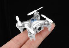 CX-10W Mini Drone (Grey)
