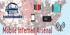 We're constantly changing up our mobile internet arsenal to stay online as we roam this great country of ours. This post was last updated on October 19, 2014, after the Mobile Internet Cellular Sha...