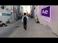 How to Attach Objects to Walls & Ground in Adobe After Effects CC! (3d Motion Track Videos Tutorial) - YouTube