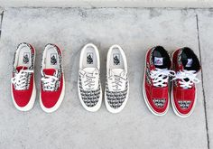 Fear Of God Vans Shoes Release Date | SneakerNews.com
